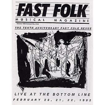 Importer des Fast Folk Magazine Musical - Vol. 6-Fast Folk USA Fast Fol [CD] Magazine Musical (4)