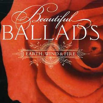 Earth Wind & Fire - Beautiful Ballads [CD] USA importare