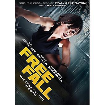 Free Fall [DVD] USA import
