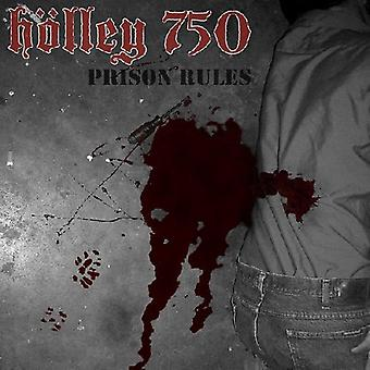 Holley 750 - Prison Rules [CD] USA import