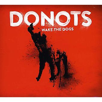 Donots - Wake the Dogs [CD] USA import