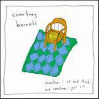 Courtney Barnett - Sometimes I Sit & Think & Sometimes I Just Sit [CD] USA import