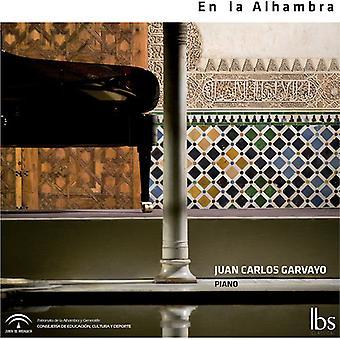 Garvayo / Albeniz / Debussy - En La Alhambra [CD] USA import