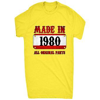Made in Austria 1980 Für Männer