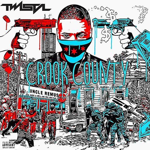 Twista - Crook County [CD] USA import
