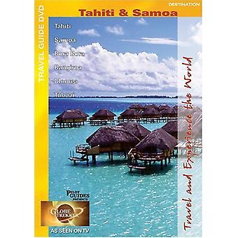 世界中のトレッカー - タヒチ ・ ポリネシア 【 DVD 】 USA 輸入