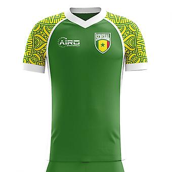 2020-2021 Senegal Away Concept Football Shirt - Baby