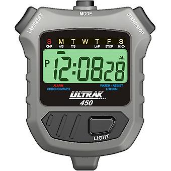Ultrak 450 Cumulative Split Stopwatch with Electro Luminescent Display
