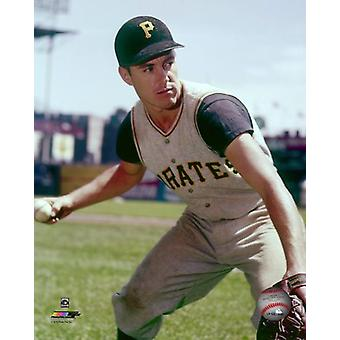 Bill Mazeroski 1960 Posed Photo Print
