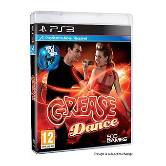 Grease Dance - Move Required (PS3) - Novo