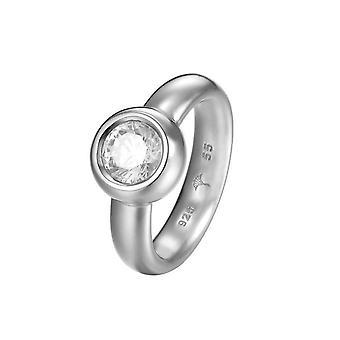 Joop vrouwen ring zilver Zirkonia LANA JPRG90736A