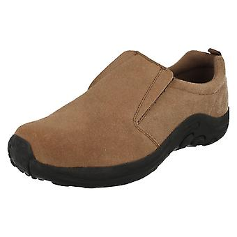 Ladies Down to Earth Casual Slip On Shoes F8655