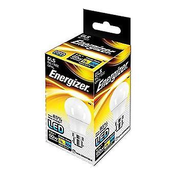 B22d Energizer 9 W, 1 ampoule GLS BC (baïonnette bouchon) LED [classe énergétique A +]
