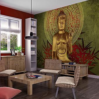 Fotobehang - Golden Buddha