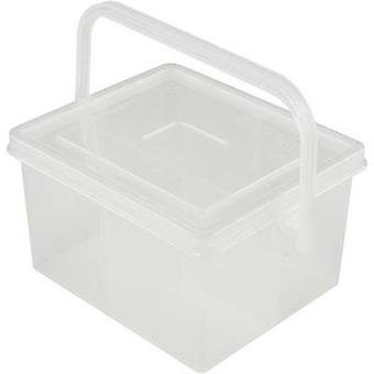 KSS QBS-400 B Assortment box (L x W x H) 135 x 110 x 80 mm No. of compartments: 4 fixed compartments 1 pc(s)