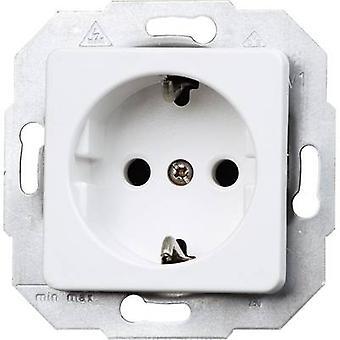 Kopp invoegen PG socket Europa Arctic white, Matt 113613087