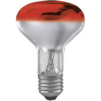 Paulmann Light bulb EEC: E (A++ - E) 116 mm 230 V E-27 60 W Red Reflector bulb dimmable Content 1 pc(s)