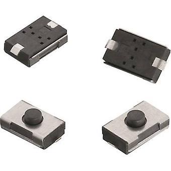 Würth Elektronik WS-TSW 434123025816 Druckknopf 12 V DC 0.05 A 1 x Off/(On) momentan 1 Stk.(s)