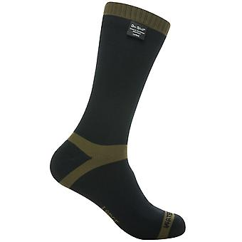 DexShell Mens Trekking Waterproof Breathable Merino Wool Mid Calf Length Socks