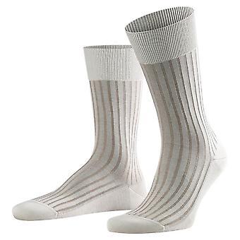Falke schaduw Midcalf sokken - grind Beige