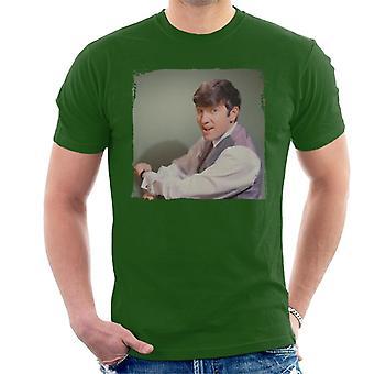 T-shirt uomo TV volte Jimmy Tarbuck 1964