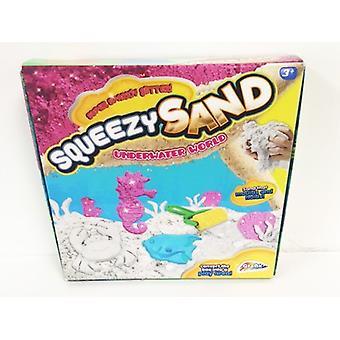 Grafix Squeezy Sand Unterwasserwelt Modellierung Set