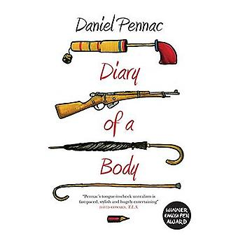 Diary Of A Body by Daniel Pennac - 9781782060987 Book