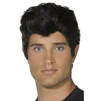 Danny WIG Grease WIG eredeti T Bird-fekete