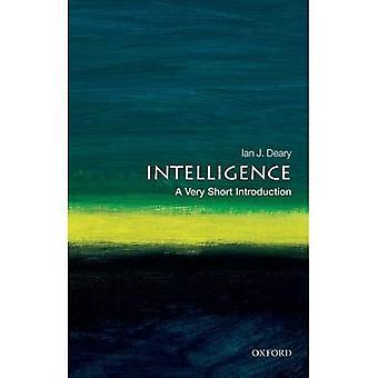 Inteligencja: Bardzo krótkie wprowadzenie