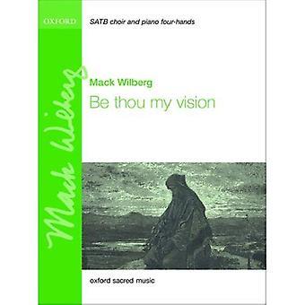Sé tú mi visión: partitura Vocal
