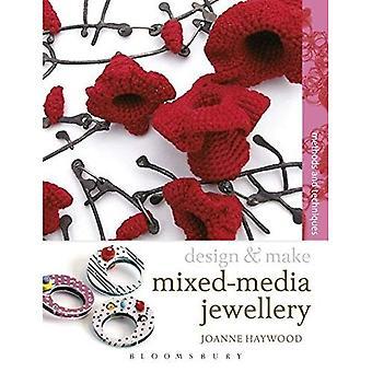 Mixed-media korut: Menetelmiä ja tekniikoita (suunnittelu ja merkki)