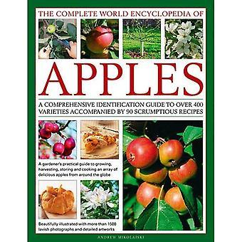 De encyclopedie van de Complete wereld van appels