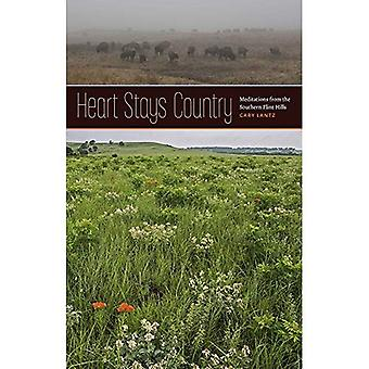 Heart Stays Country: Meditations from the Southern Flint Hills (Bur Oak Book)