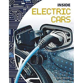 Binnen elektrische auto 's