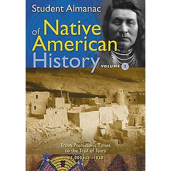 Student Almanac of Native American History 2 Volumes by Media Projects Incorporated