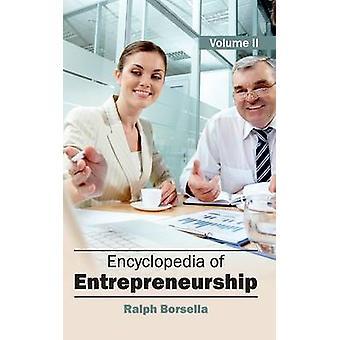 Encyklopedi av entreprenörskap volym 2 av Borsella & Ralph