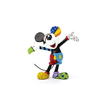 Officially Licensed Mickey Mouse Arms Out Mini Figurine