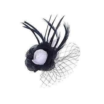 Intrige dames/dames linnen look fascinatie clip