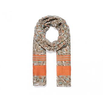 Intrigue Womens/Ladies Abstract Arrow Print Scarf