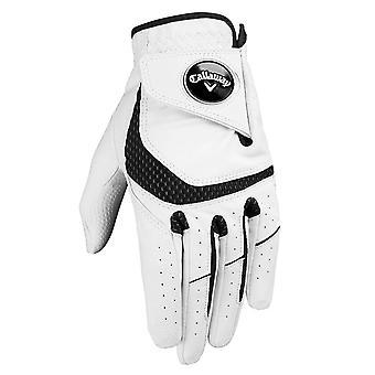 Callaway Golf Herren Syntech MLH Golf Handschuhe