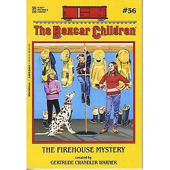 The Firehouse Mystery by Gertrude Chandler Warner - 9780807524480 Book