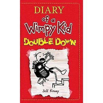 Double Down by Jeff Kinney - 9781410498687 Book