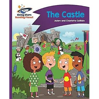 Reading Planet - The Castle - Purple - Comet Street Kids by Adam Guill
