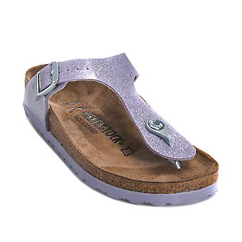 Tyttöjen Birkenstock Gizeh Magic Galaxy sandaalit violetti - Slip-On Toe Thong