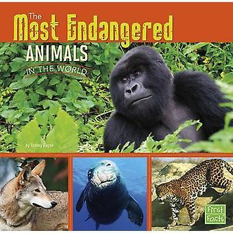 Najbardziej zagrożonych zwierząt na świecie przez Tammy Gagne - 97814062930