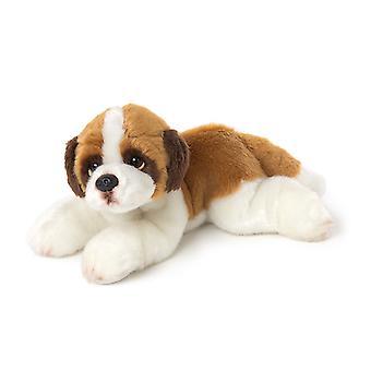 Perro de peluche de los bichos Barry St Bernard 25cm