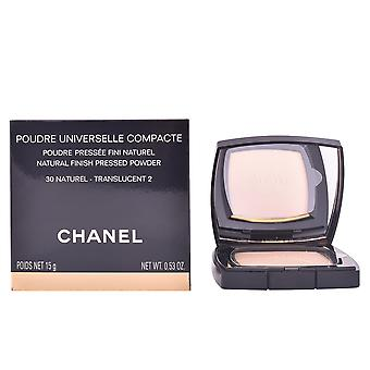 Chanel Poudre Universelle Compacte #30-naturel 15 Gr voor vrouwen
