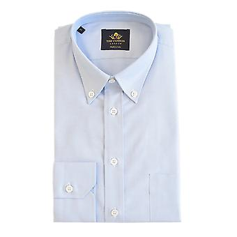 Thomas mason oxford light blue shirt