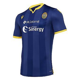 2019-2020 Hellas Verona autentiska hem match skjorta