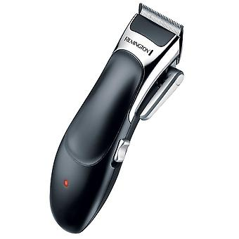 Remington HC366 Stylist Ceramic Hair Clipper Trimmer Cord/Cordless Barber Set